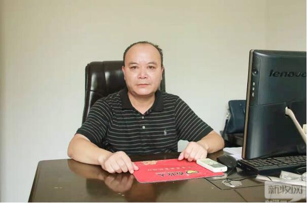 清远市养猪协会会长、清远竞博|登录农牧股份有限公司董事长邓书文